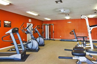 Fitness Center at Listing #140658