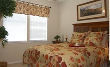 Bedroom at Listing #140806