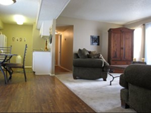 Living/Dining at Listing #141116