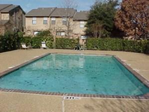Pool Area at Listing #136042
