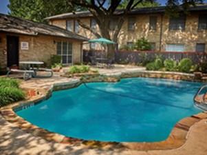 Pool at Listing #136412