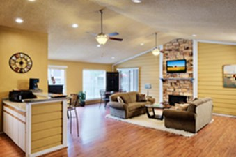 Clubhouse at Listing #137306