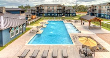 Pool at Listing #268861