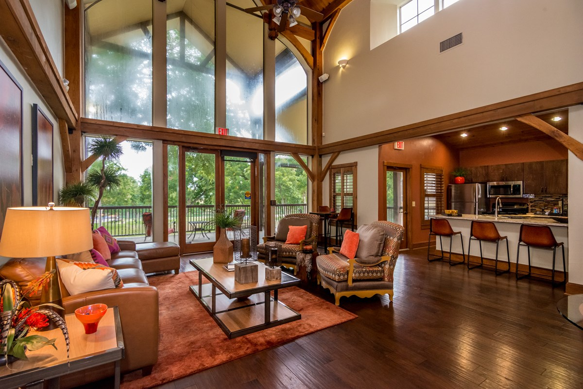 Clubhouse at Listing #141376