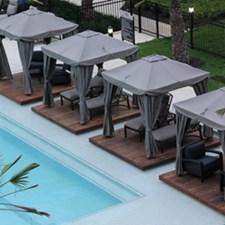 Pool at Listing #258903