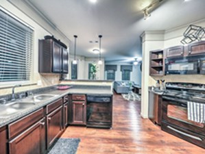 Kitchen at Listing #151536