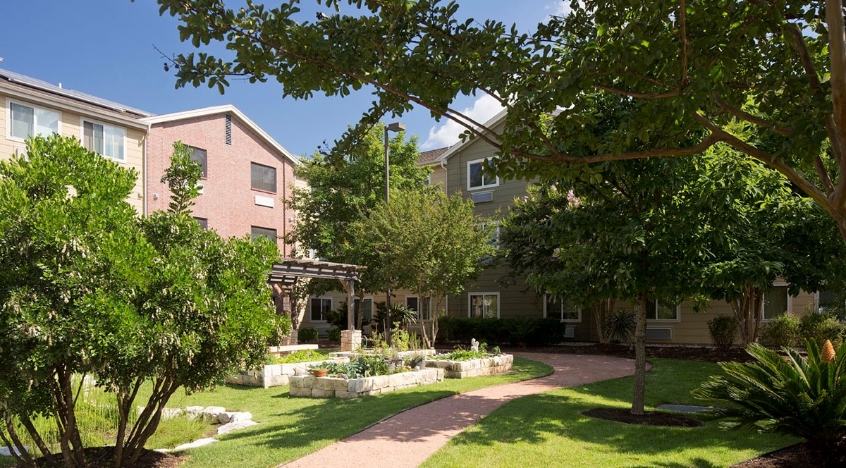 Spring Terrace Apartments Austin TX