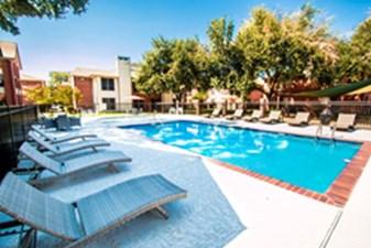 Pool at Listing #139215