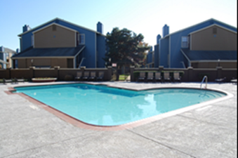 Pool at Listing #137009