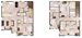 2,150 sq. ft. Boulder floor plan