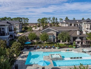 Pool at Listing #145013
