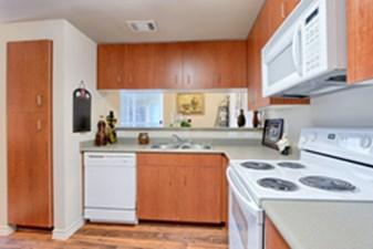 Kitchen at Listing #143468