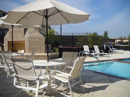 Pool at Listing #147781