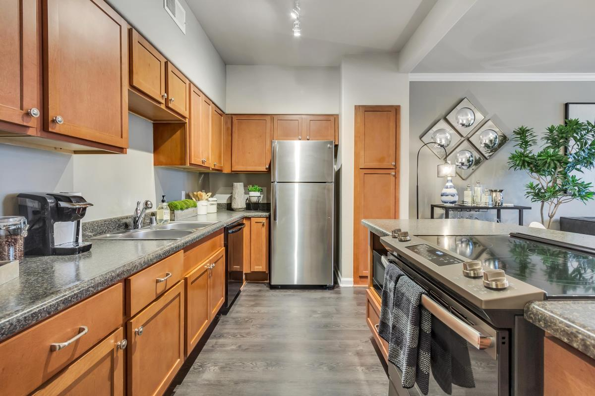 Kitchen at Listing #145851