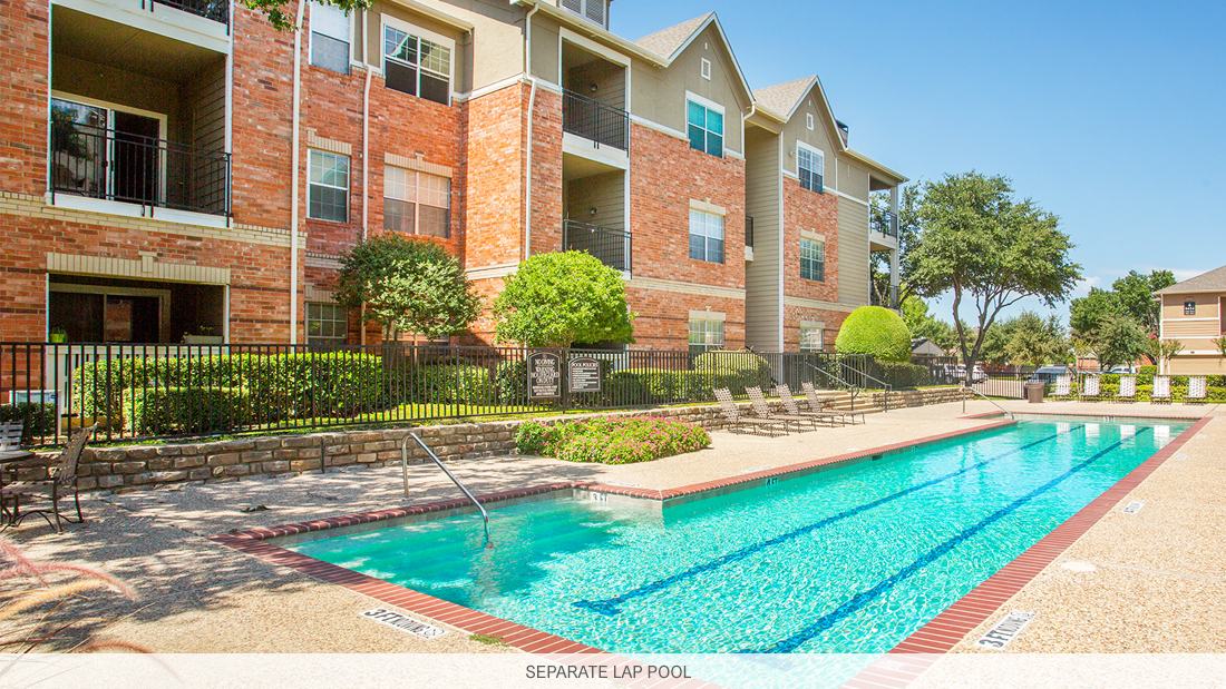 Verandah at Valley Ranch Irving - $942+ for 1, 2 & 3 Beds