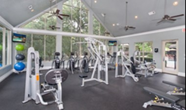 Fitness Center at Listing #140669