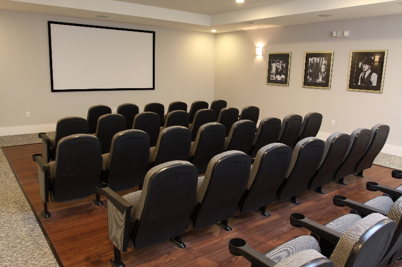 Theater at Listing #232168