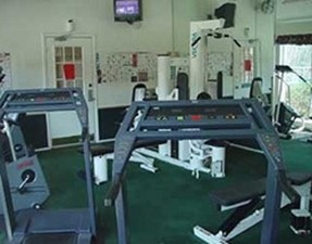 Fitness Center at Listing #140478