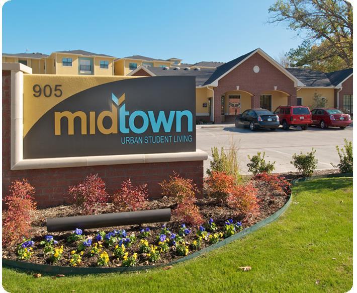 Midtown Apartments Denton TX