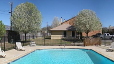 Pool at Listing #144881