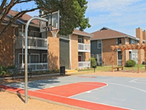 Basketball Court at Listing #140831