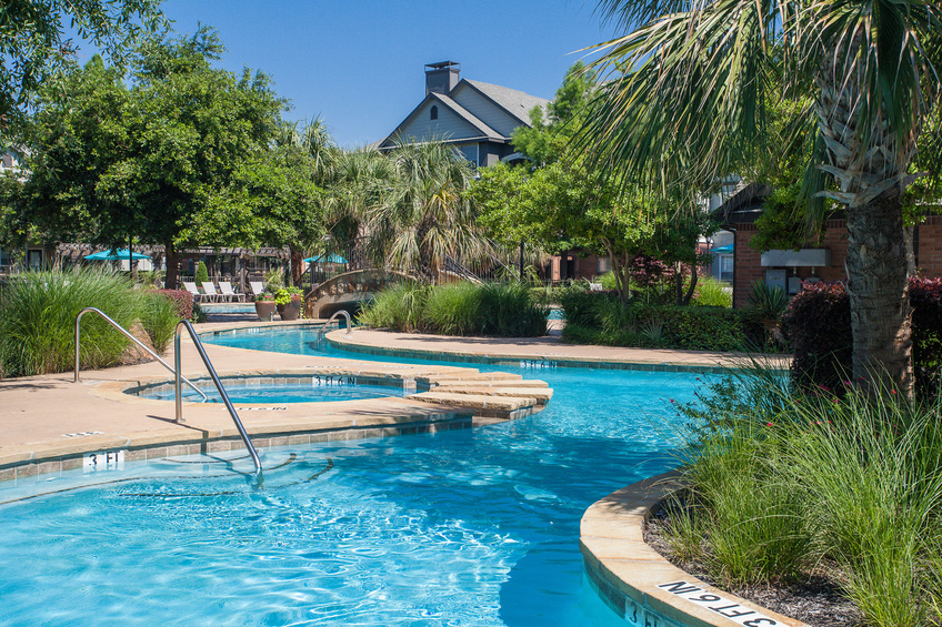 Pool at Listing #138029