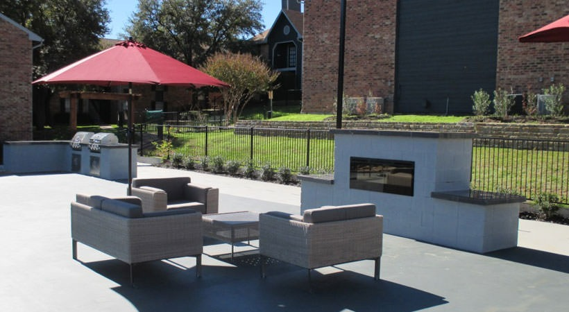 Fire Pit at Listing #136997