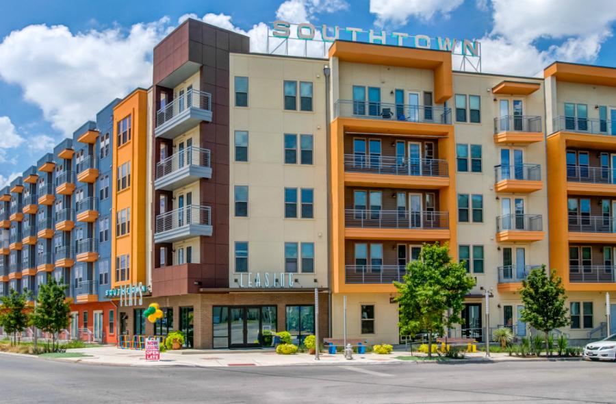 Southtown Flats Apartments San Antonio TX