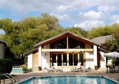 Pool at Listing #140189