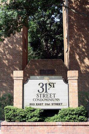 31st Street Condos at Listing #232467