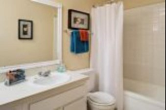 Bathroom at Listing #141118