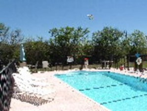 Pool at Listing #155260