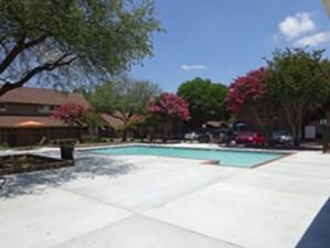 Pool at Listing #136013
