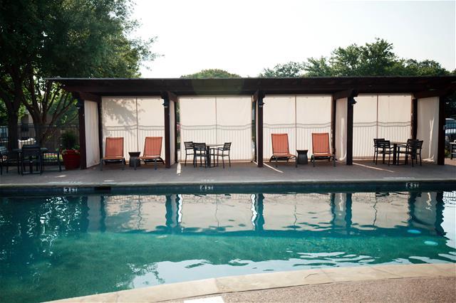 Pool at Listing #137815