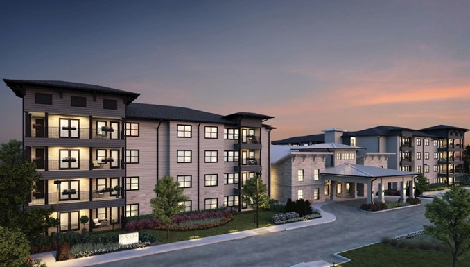 Solea Alamo Ranch Apartments