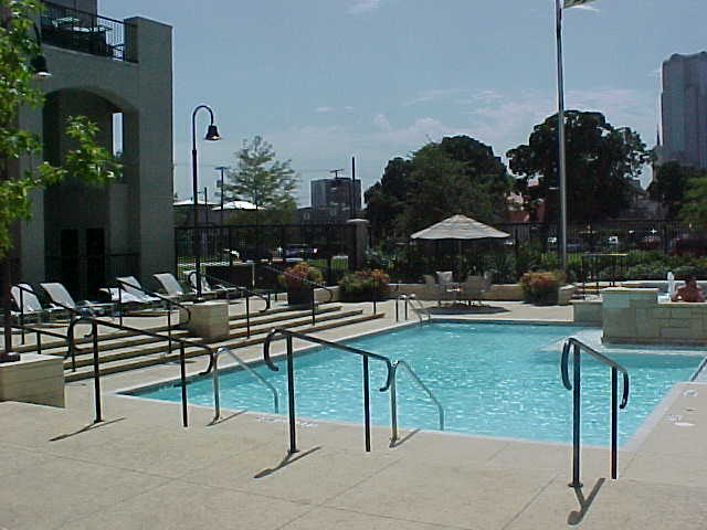 Pool at Listing #138145