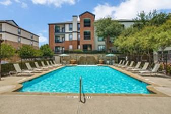 Pool at Listing #143473