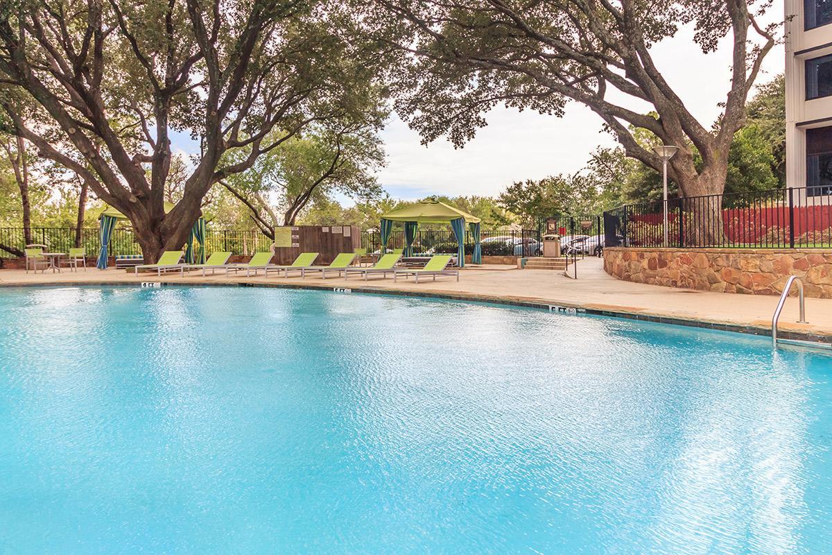 Pool at Listing #137356