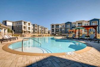Pool at Listing #295469