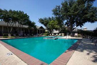 Pool at Listing #137664