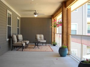 Patio at Listing #228181