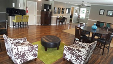 Clubhouse at Listing #136595