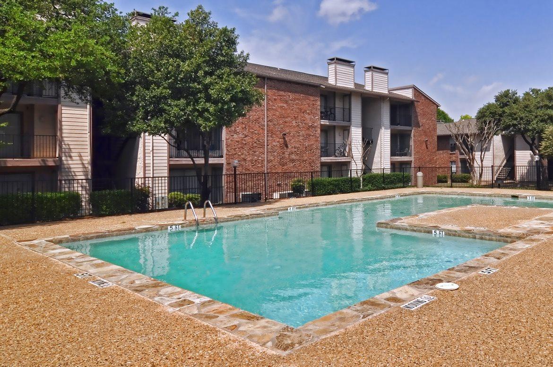Pool at Listing #136006