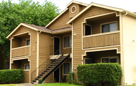 Park Ridge Apartments San Antonio TX