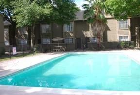 Pool at Listing #139036