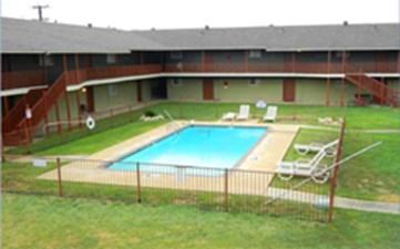 Pool at Listing #141037