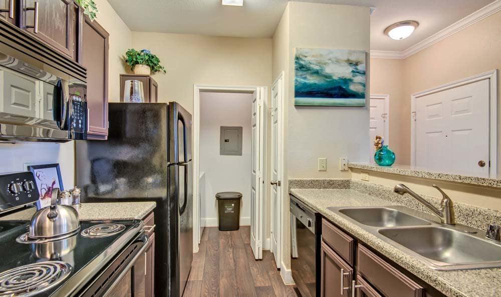 Kitchen at Listing #138298