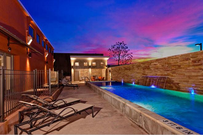 Pool at Listing #149842