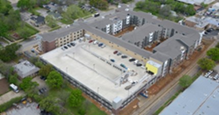 Aerial View at Listing #244595