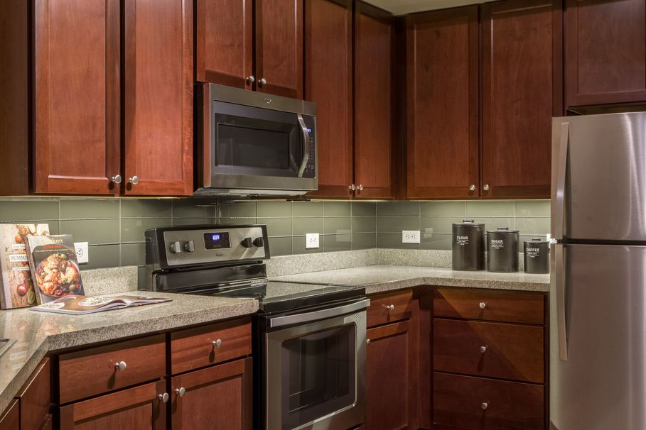 Kitchen at Listing #147844